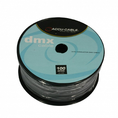 Кабель цифровой AMERICAN DJ AC-DMXD3/100R